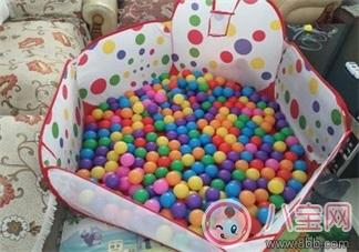 宝宝专用海洋球益智玩促进智力    海洋球玩法介绍