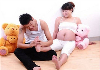 孕晚期腿抽筋怎么办 孕晚期腿抽筋是缺钙吗