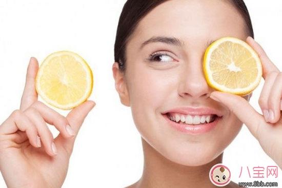 宝妈美容保养妙招 柠檬妙用多