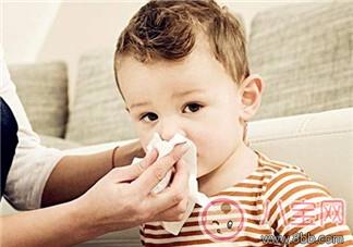 宝宝秋季流鼻血怎么办  如何处理和预防