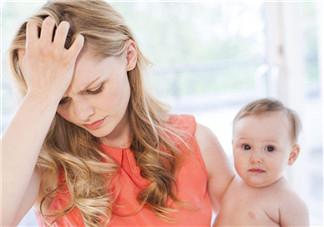 产后忧郁症迹象 妈妈饮食不可忽视
