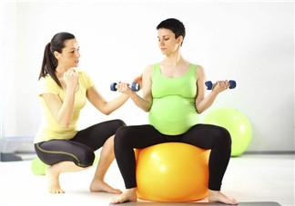9个月双胞胎妈坚持健身成网红 孕期运动有哪些