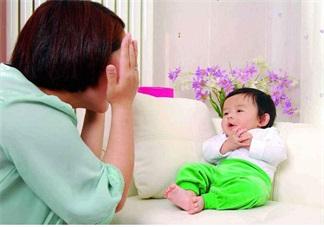孩子开始发出声音就要注意 可以教孩子学说话了