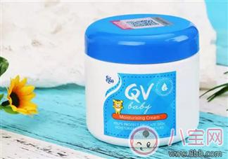 钟丽缇女儿同款澳洲EGO QV婴儿润肤保湿霜怎么样 去湿疹修复肌肤效果好不好