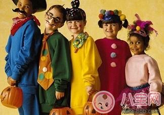 今年万圣节儿童服装推荐 万圣节给孩子怎么打扮新颖还好看