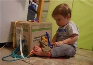 适合宝宝触觉锻炼的游戏方案 锻炼宝宝触觉玩什么游戏好