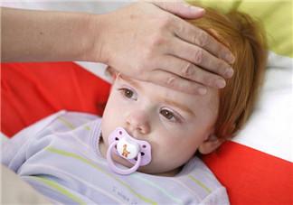 何洁儿子七宝为什么会发烧 幼儿发烧应避免食用哪些食物