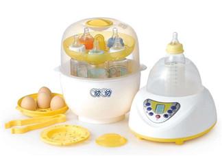 双十一如何选购奶瓶消毒锅 如何使用婴儿奶瓶消毒锅