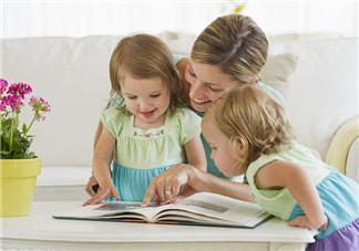 买了一堆书怎么和孩子一起读 亲子共读如何提升亲子关系