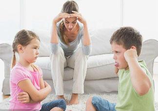 如何处理两个孩子的关系 两个孩子相差几岁最好