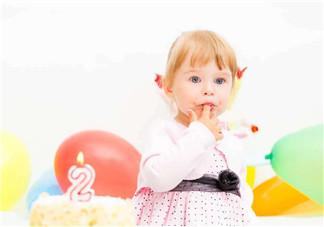 两岁宝宝生日催泪感言寄语  宝宝两岁生日简短说说心情朋友圈