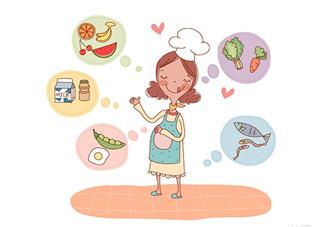 吃什么食物含有叶酸  备孕必吃富含叶酸的食物有哪些