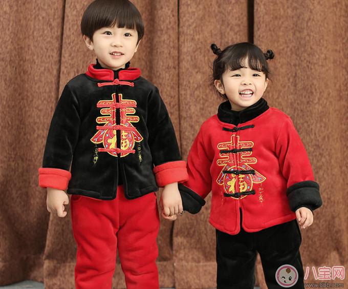 过年宝宝红色衣服怎么选 宝宝穿红色衣服什么款式好