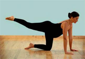 孕妇瑜伽胎教有什么好处 适合孕妇做的瑜伽动作推荐