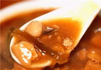 舌尖3胡辣汤的做法 舌尖上中国第3季河南胡辣汤洗面筋做法