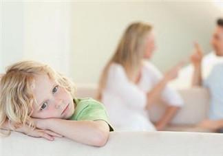 父母吵架对孩子的影响有多大 父母吵架下长大的孩子是怎样的