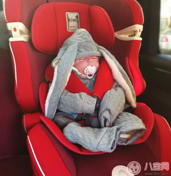 kiwy儿童安全座椅怎么样 kiwy进口车载宝宝安全座椅使用测评