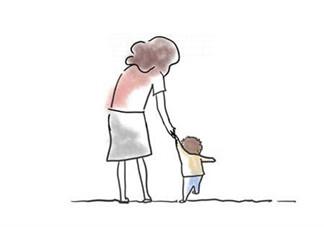 一转眼孩子长大了的心情说说 妈妈感慨孩子长大短语句子