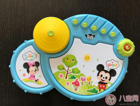 迪士尼儿童拍拍鼓怎么样 迪士尼儿童音乐鼓适合多大的宝宝