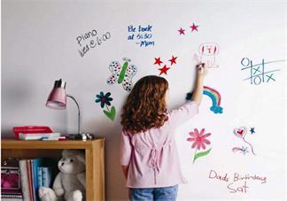 孩子喜欢在墙上乱涂乱画怎么办 孩子爱乱涂乱画家长怎么做好2018