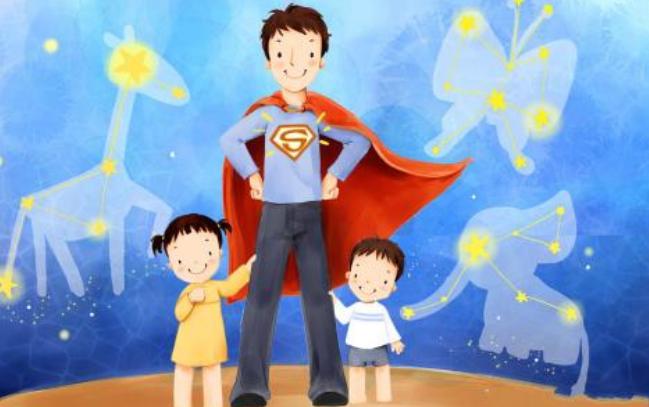 父亲节祝福语微信发朋友圈 2018最新父亲节祝福语图片