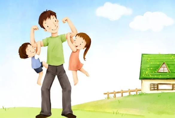 我爱你爸爸幼儿园活动方案 2018父亲节幼儿园活动方案