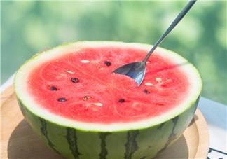 孕妇可以吃西瓜吗 注意不能吃冰镇西瓜