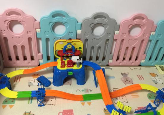 欧力音乐轨道车怎么样 欧力音乐轨道车小孩喜欢吗