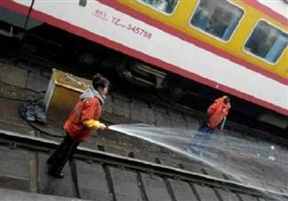 阿姨洗铁路是什么意思 抖音阿姨洗铁路什么梗