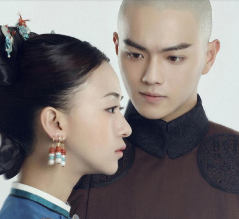 延禧攻略皇帝和魏璎珞第几集在一起的 皇上爱魏璎珞吗