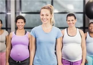 如何制作孕期运动计划 那些运动全孕期都能做