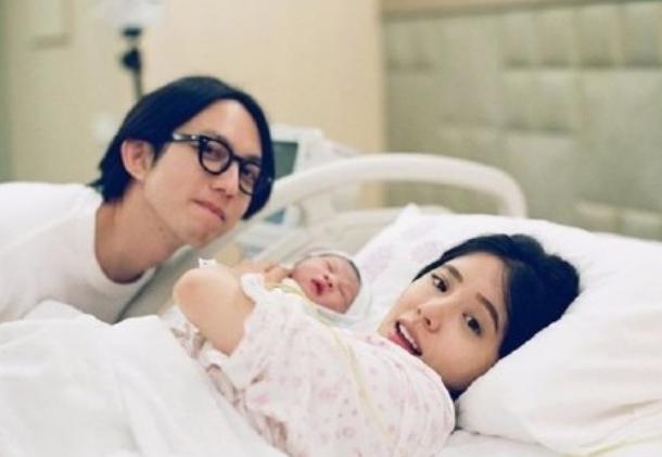 林宥嘉儿子叫什么名字 林宥嘉丁文琪宝宝小名酷比含义