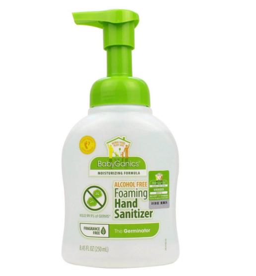 酒精免洗洗手液可以给宝宝用吗 酒精免洗洗手液安全吗