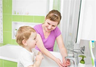 用什么方法洗手最干净 给孩子洗手注意事项