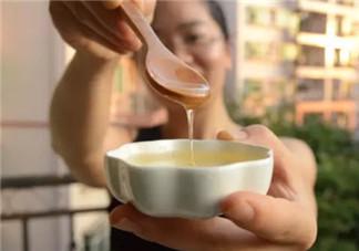 蜂蜜的作用与功效2018 孕妇喝蜂蜜的好处有哪些
