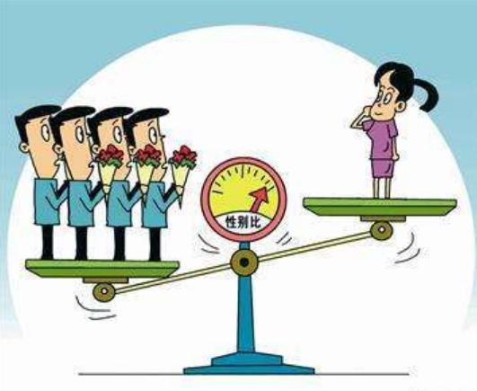 00后性别比例失衡加剧 男多女少或致结婚率继续下降
