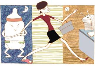 职场妈妈如何缓解压力 职场妈妈如何平衡工作与带娃