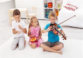 孩子学乐器有什么好处 培养孩子学乐器好不好