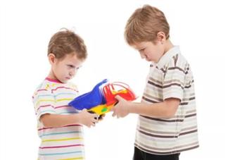 孩子抢玩具怎么办 孩子之间抢玩具应该如何解决