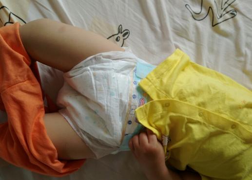 大王纸尿裤穿着惬意吗 大王棉花糖纸尿裤使用测评