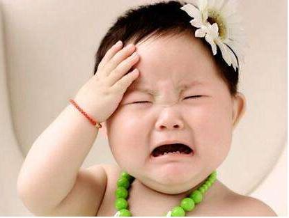 宝宝为什么总是哭 宝宝爱哭的原因