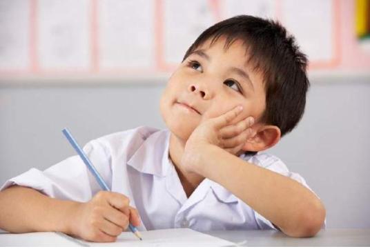 孩子学习困难或许跟握笔姿势有关