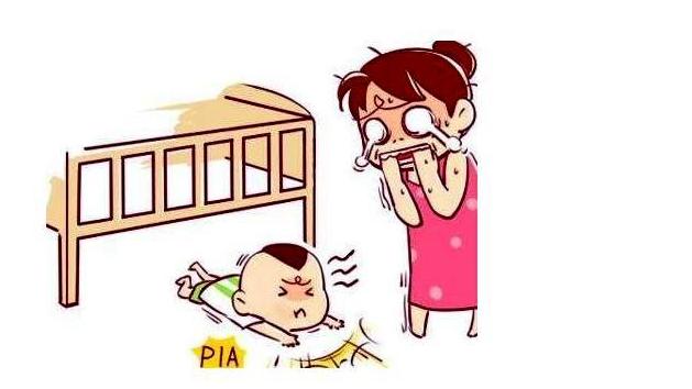 孩子坠床后父母需要注意什么 如何防止婴儿掉床