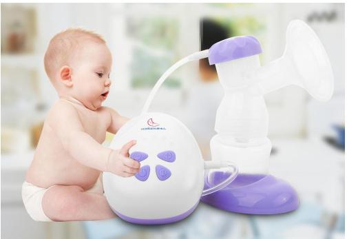 吸奶器是手动好还是电动好 宝妈们为什么要使用吸奶器