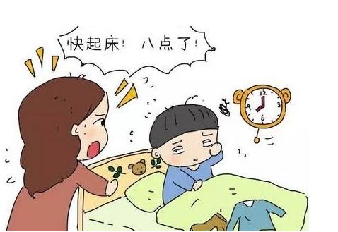 为什么宝宝总是爱迟到 宝宝赖床的原因