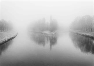 清晨醒来起雾的说说 早上起雾说说朋友圈
