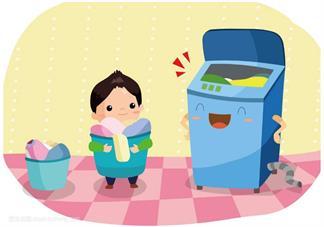 宝宝睡前故事:洗衣机