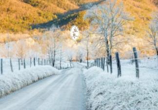 立冬节气的由来   关于立冬的诗词典故