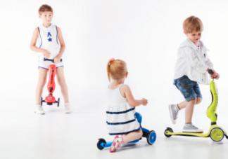 孩子多大可以玩滑板车  孩子玩滑板车时间介绍