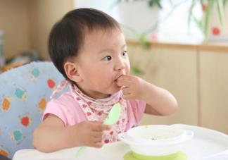 宝宝总用手吃饭怎么办  总用手吃饭要制止吗